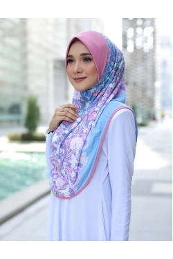 DAMIA LUXE BABY BLUE