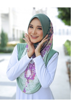 DAMIA LUXE EMERALD GREEN