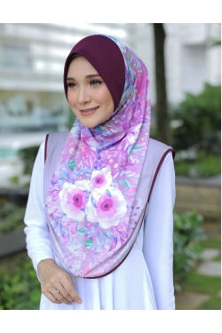 DAMIA LUXE GREY PURPLE