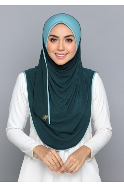ZARRA BASIC EMERALD GREEN