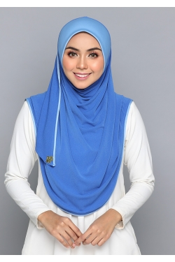 ZARRA BASIC OCEAN BLUE